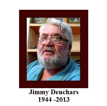 jimmy deuchars memorial page